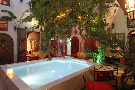 WONDERFUL RIAD IN HEART OF MARRKECH