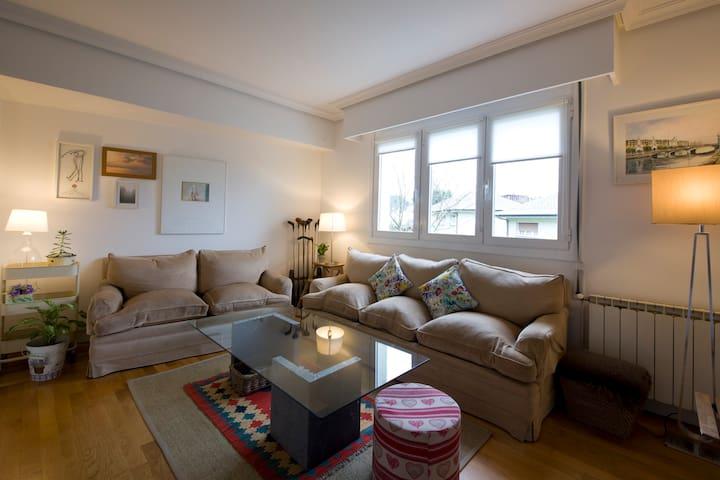 ESS0018. Bonito piso soleado donost - San Sebastián - House