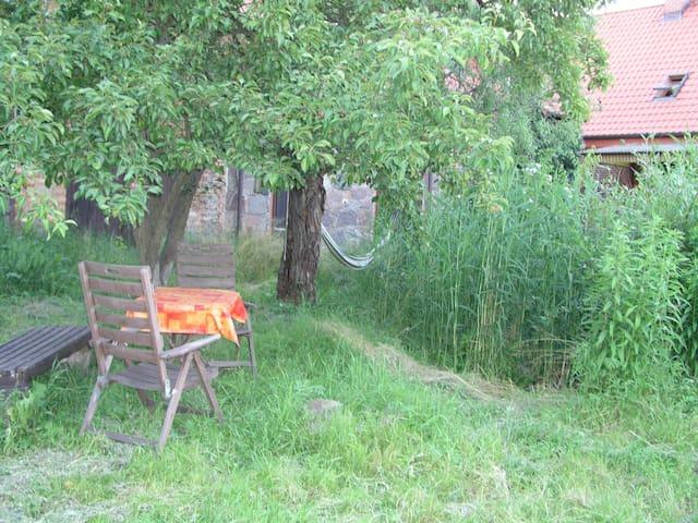 Gemütliches Häuschen in der Uckermark - Flieth-Stegelitz - Rumah