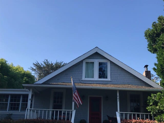 Charming Home 7 Miles from SF- 30 min from Sonoma