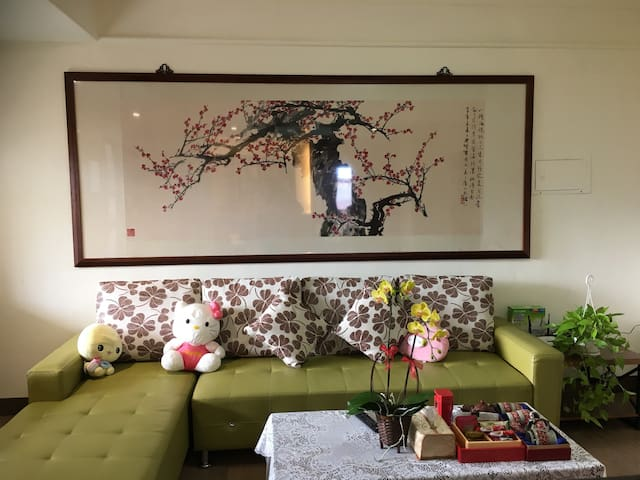 Private Room with Ocean View樂活海景房