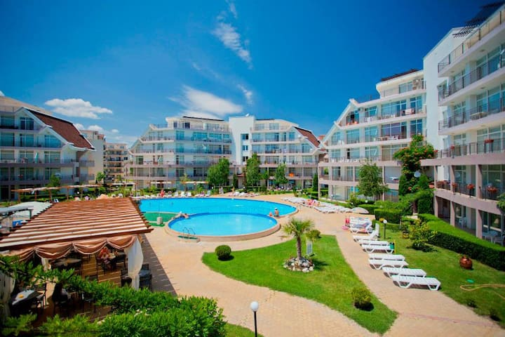 #SUN VILLAGE - 2 BEDROOMS APARTMENT