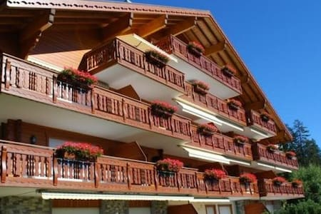 Lovely apartment in Crans-Montana - Montana - Apartament