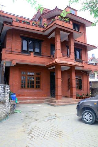 Swoyambhu , Kathmandu Durbar Square , Monastery