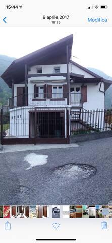 Affittasi Villa lago Como