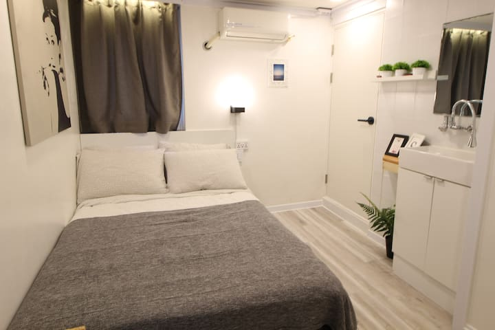 *Hongdae-Seoul Mansion*double Room4