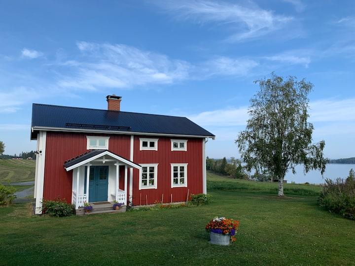 Cottage at Storsjön, Gåije, Åre municipality