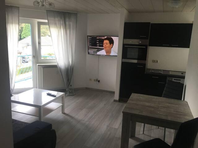 Frisch Renovierte 2 Zimmerwohnung