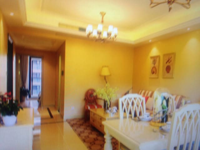 Nordic style room - 滿州鄉 - Apartment