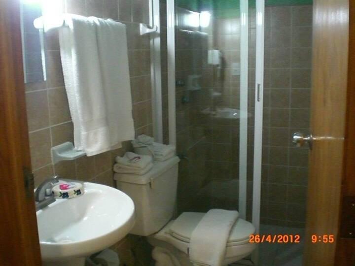Habitación de Hotel zona Montejo