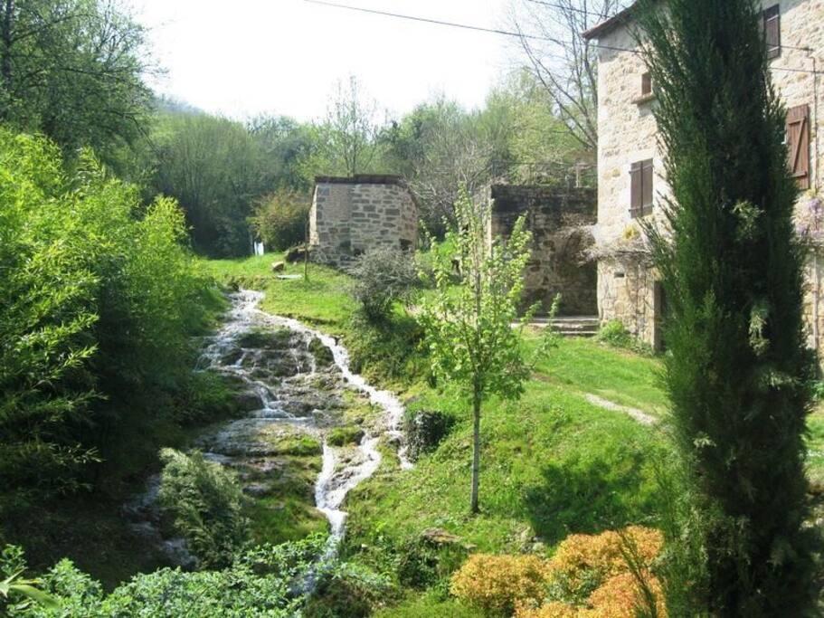 Ruisseau La Frégette