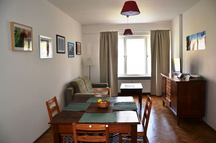 New flat, old spirit... near the city center - Praga - Apartamento