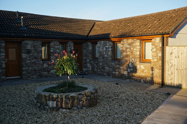 Enchanting Daffodil Cottage in Gower