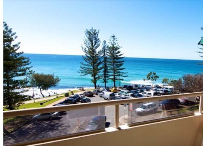Spectacular Views of the Gold Coast - Burleigh Heads - Apartment