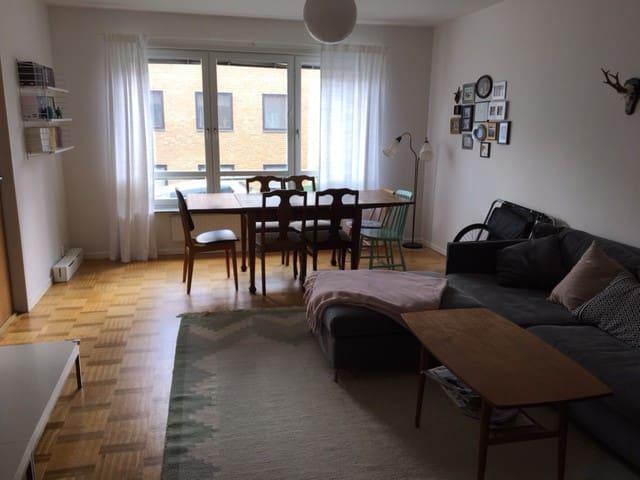 Central lägenhet/Central apartement - Göteborg - Huoneisto