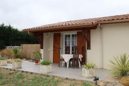 Studio dans les Landes, en Chalosse - Gaujacq