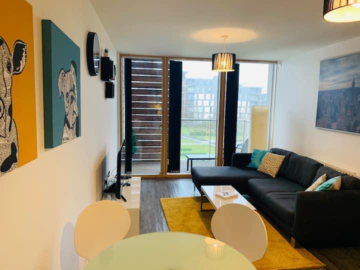 The Apartment Rooms @Vizion - Exec Penthouse