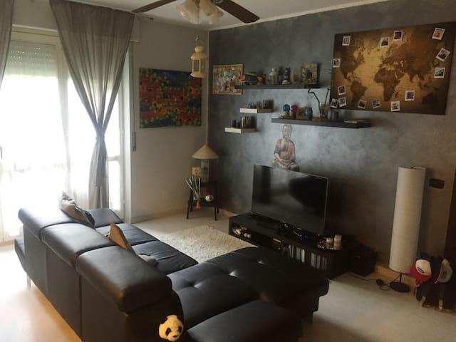 Appartamento con giardino a 5 minuti dalla Fiera - Cornaredo - Apartmen