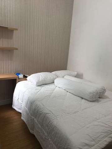 Apartemen Studio Aeropolis Residence Lantai UG