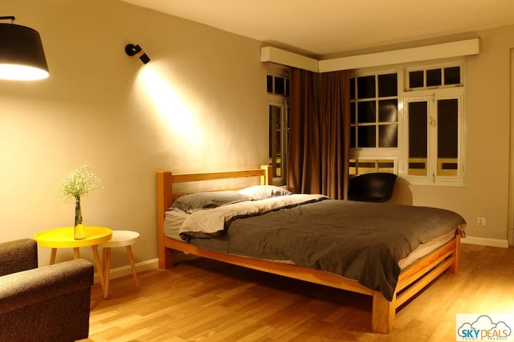 Double Room | SD Guest House【Private Bathroom】