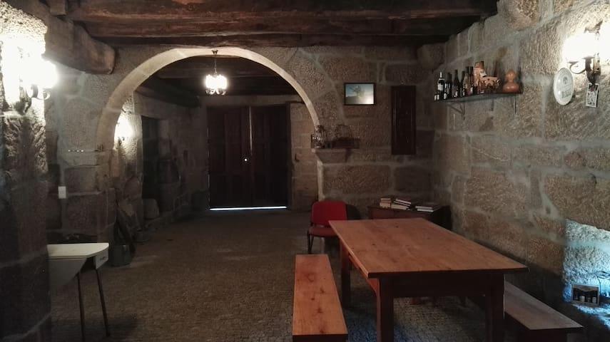 Casa de Campo cabriz - Ribeira de Pena - Villa