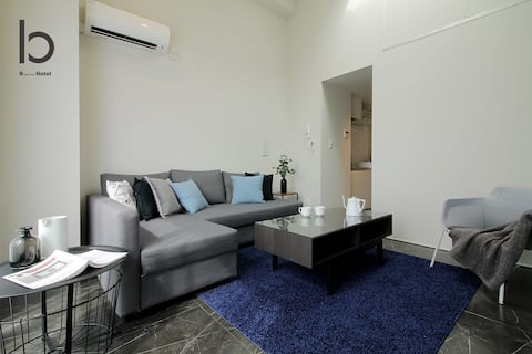 bHotel706 BNew Apt for 6ppl close to the PeacePark