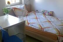 Doppelzimmer zwischen Hildesheim und Hannover