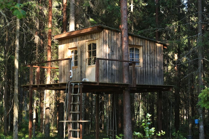 Tõrvapalu Treehouse