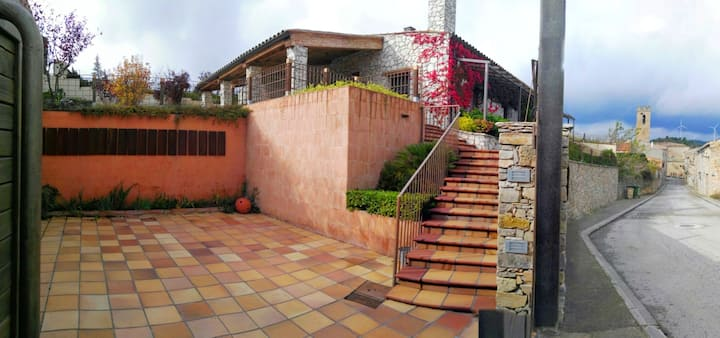 Apartment with 2 bedrooms in Conesa, with shared pool, furnished terrace and WiFi - 65 km from the beach