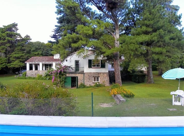 Casa de Campo- Ascochinga p/10per