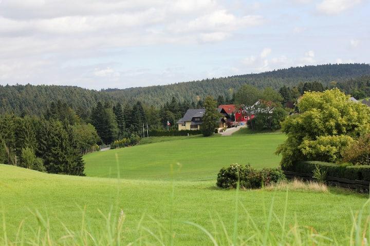 Ferienhaus Waldfee in Alpirsbach - Schwarzwald