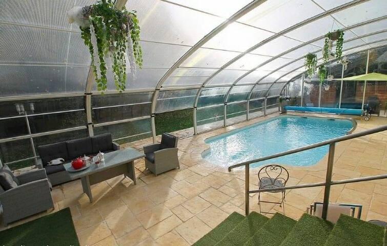 Villa tout confort