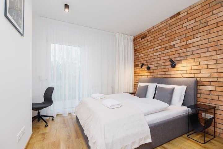 Lema Apartment ☆ Estate Supernova Cracow