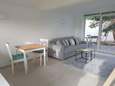 Neues ,schönes  Apartment mit 2 Terassen