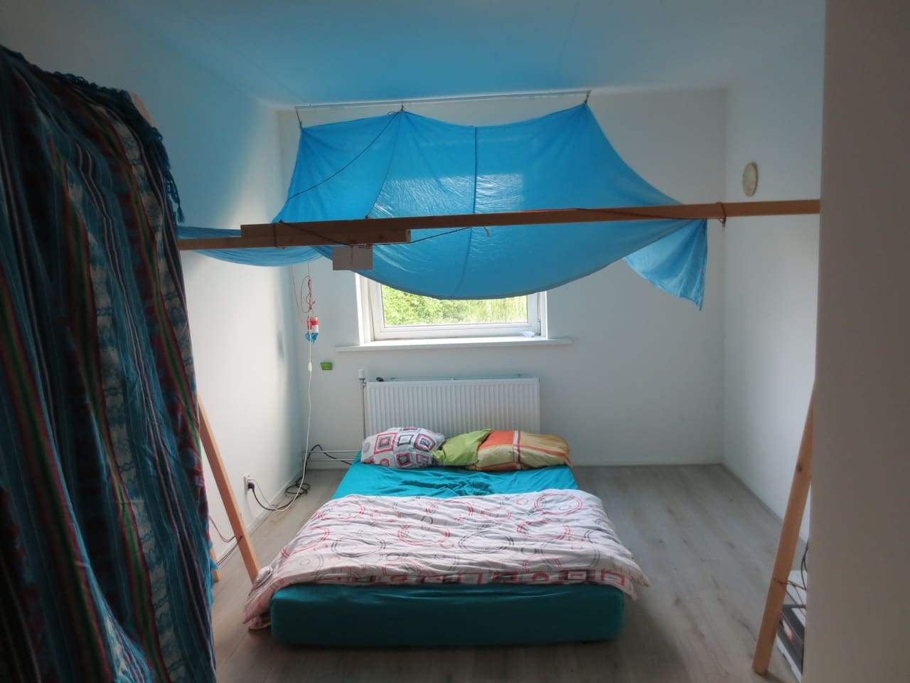 Your Sleeping room (extra mattress available)