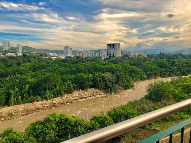Mejor vista de Cúcuta! Duplex Penthouse + Terrace