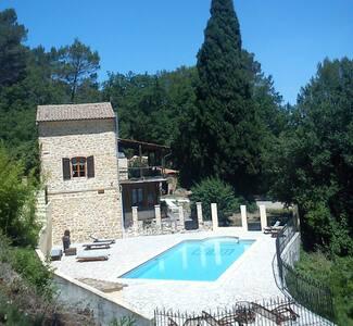 Provence Maison provençale avec piscine privée - Lorgues