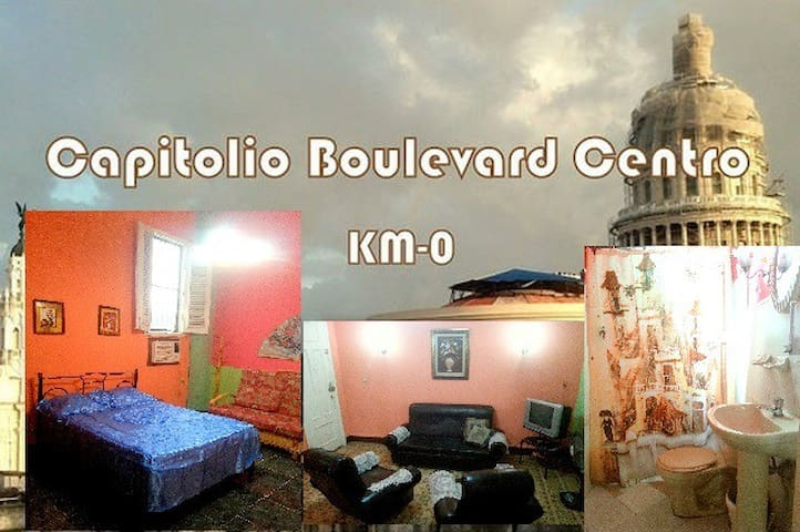 Nice Apartment at Capitol Old Havana