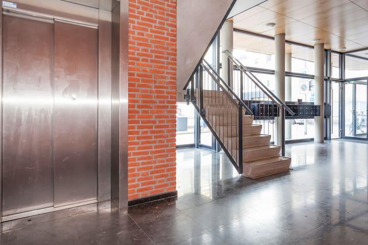 Apartement in de levendige wijk Spijkerkwartier - Arnhem - Apartment