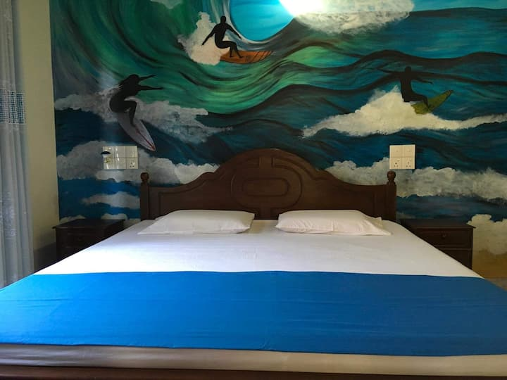 Deluxe Room with private external bathroom - chamo