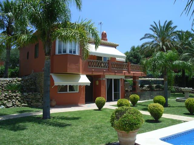 Casa Margarita,  5 bedvilla - Marbella  - Villa