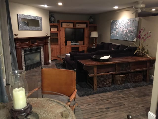 Holidays in Napa in your own isolated cottage