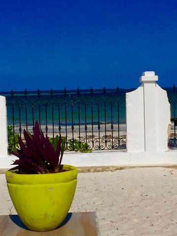 Kiwengwa beach villa - Zanzíbar - Casa de camp