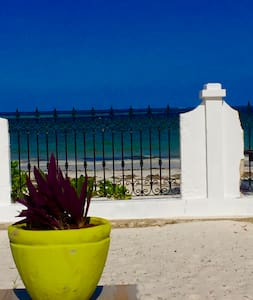 Kiwengwa beach villa - Zanzibar Town - Willa