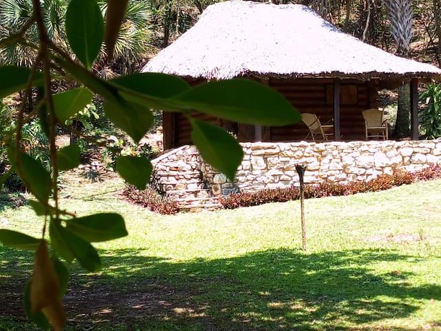 """cabañas sierraverde huasteca potosina """"LA PALMA"""""""