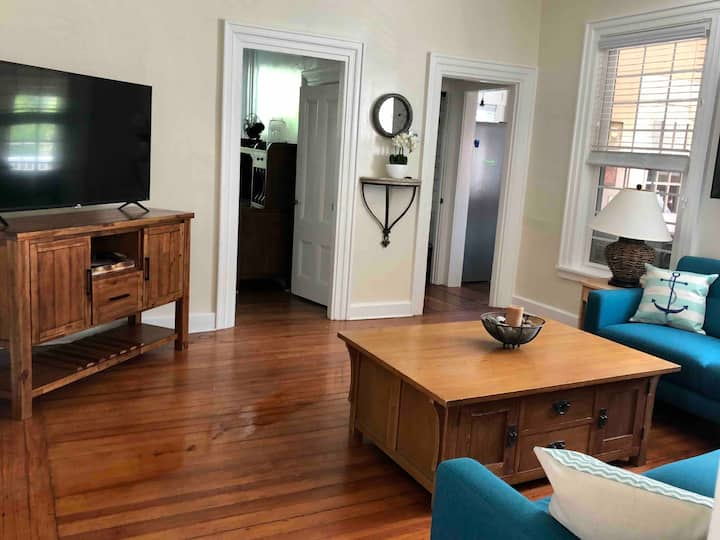 Convenient and spacious 3 bedroom apartment.