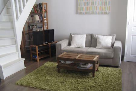 Duplex en centre-ville d'Annonay - Apartament