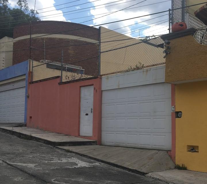 Casa Tarimu, tu hogar en Morelia