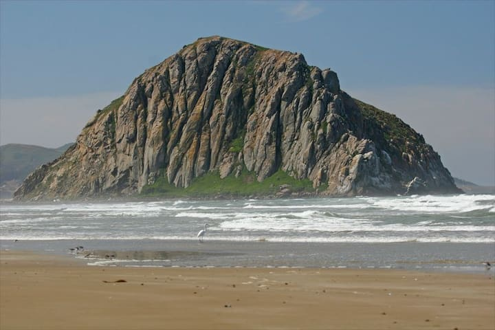 Morro Bay Beauty Close to Embarcadero