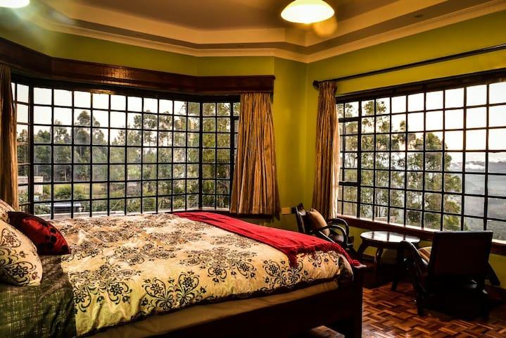 Sheerdrop : Idyllic country home in Nakuru